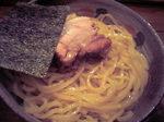 椿のつけ麺.JPG