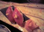 馬肉寿司.JPG