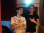 健吾さん&フクシマン.JPG