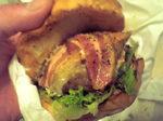 チェルシーカフェのハンバーガー.JPG