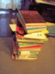 40冊の本.JPG