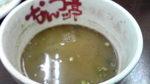 なんつっ亭の和風とんこつつけ麺スープわり.jpg