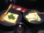 京の町に夢が咲くで飲み会豆腐.JPG