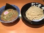 六厘舎の朝つけ麺.JPG