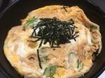 松のやの玉子丼.JPG