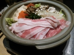Maison de Vivra Vivre きんかつ鍋.JPG