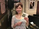 MakikoさんWithCD.JPG