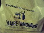 VILLAGE VANGUARD 袋.JPG