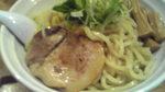 麺や まるともこんぶとつけ麺 の麺.jpg